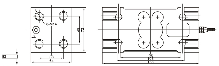 kg9001c传感器电路图